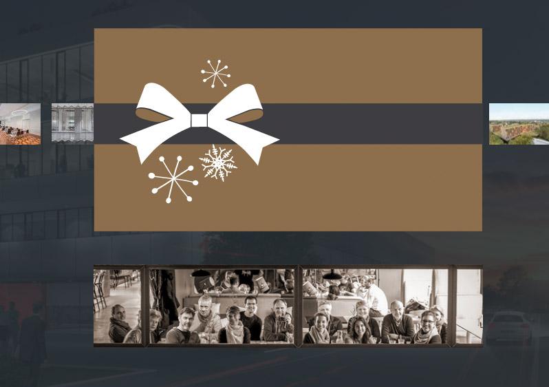 Weihnachtskarten Design online