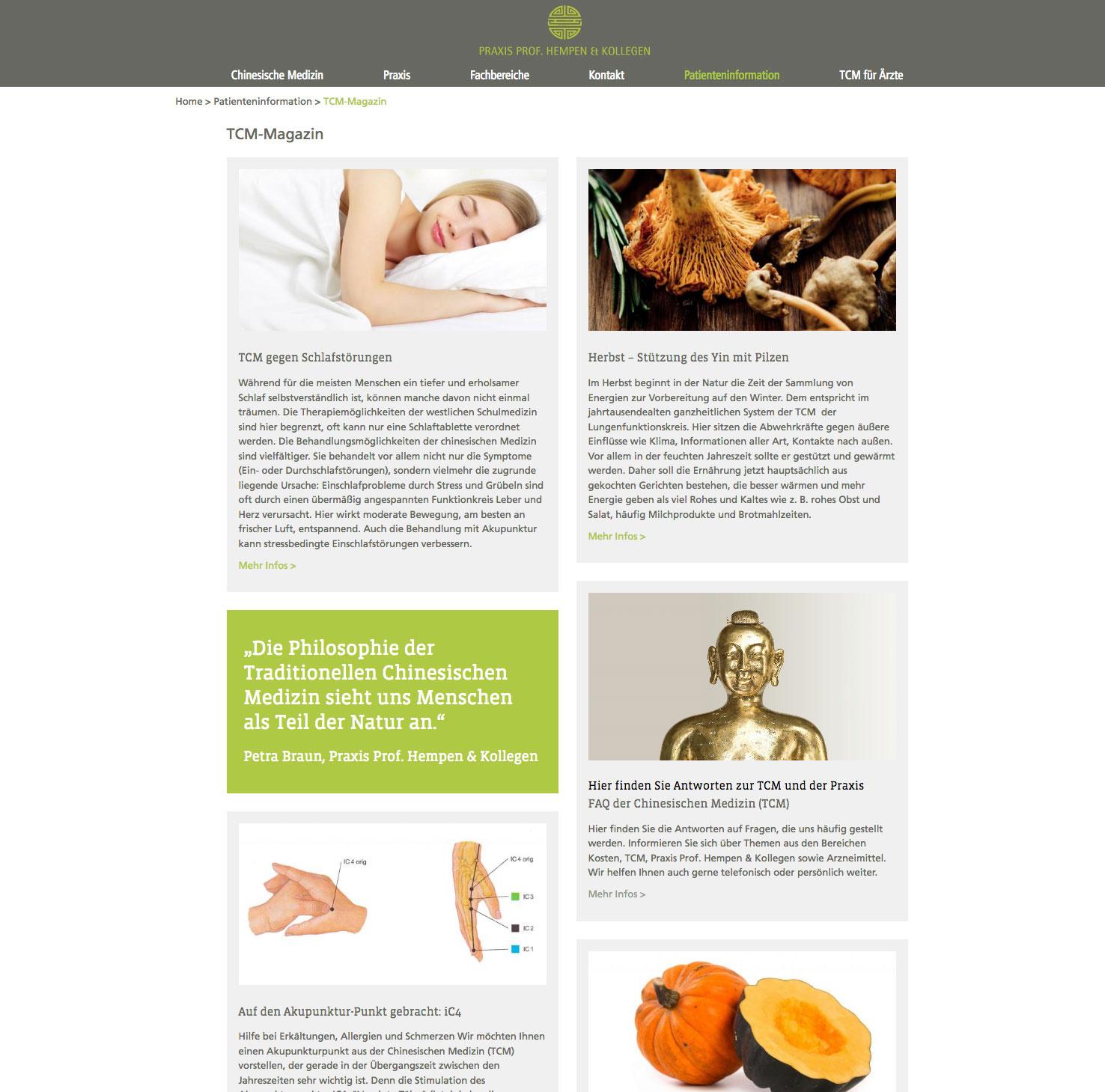 Blog Arzt