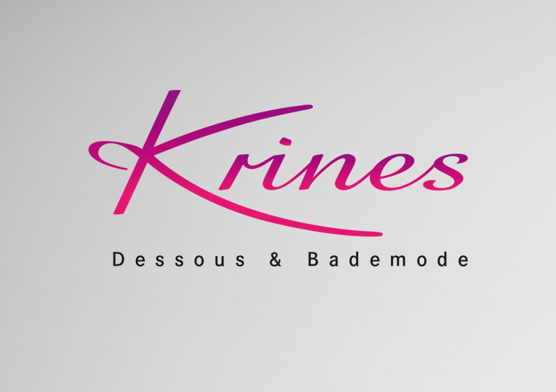Logo Design Krines Dessous