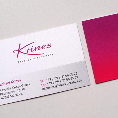 Logo Design Krines