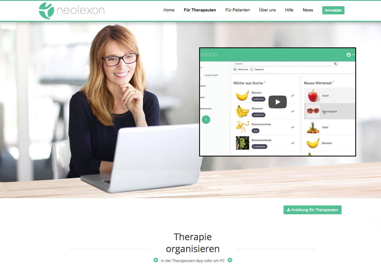 Webseite App