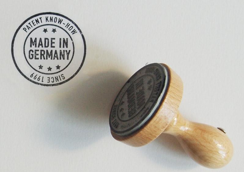 Stempel Design Patentanwalt