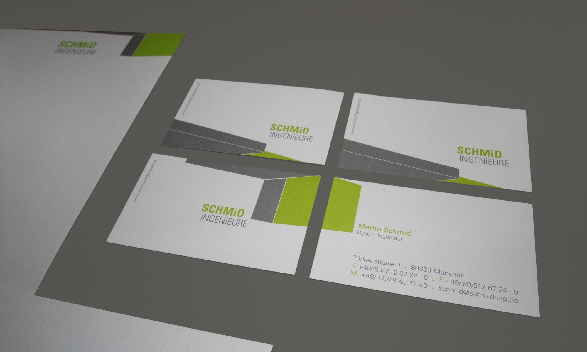 Visitenkarten Design München