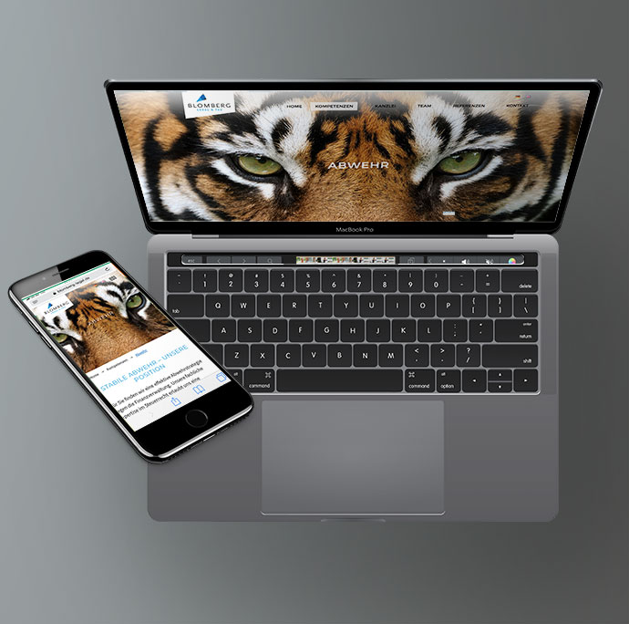 webdesign anwaelte Grafikdesigner