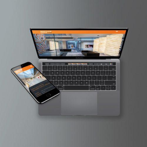 Webseite Architekten