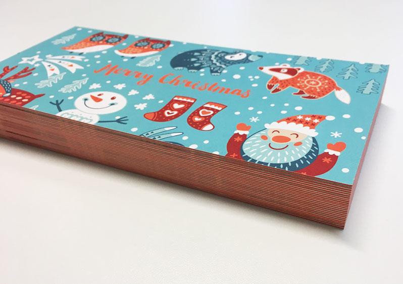 Weihnachtskarten Design München