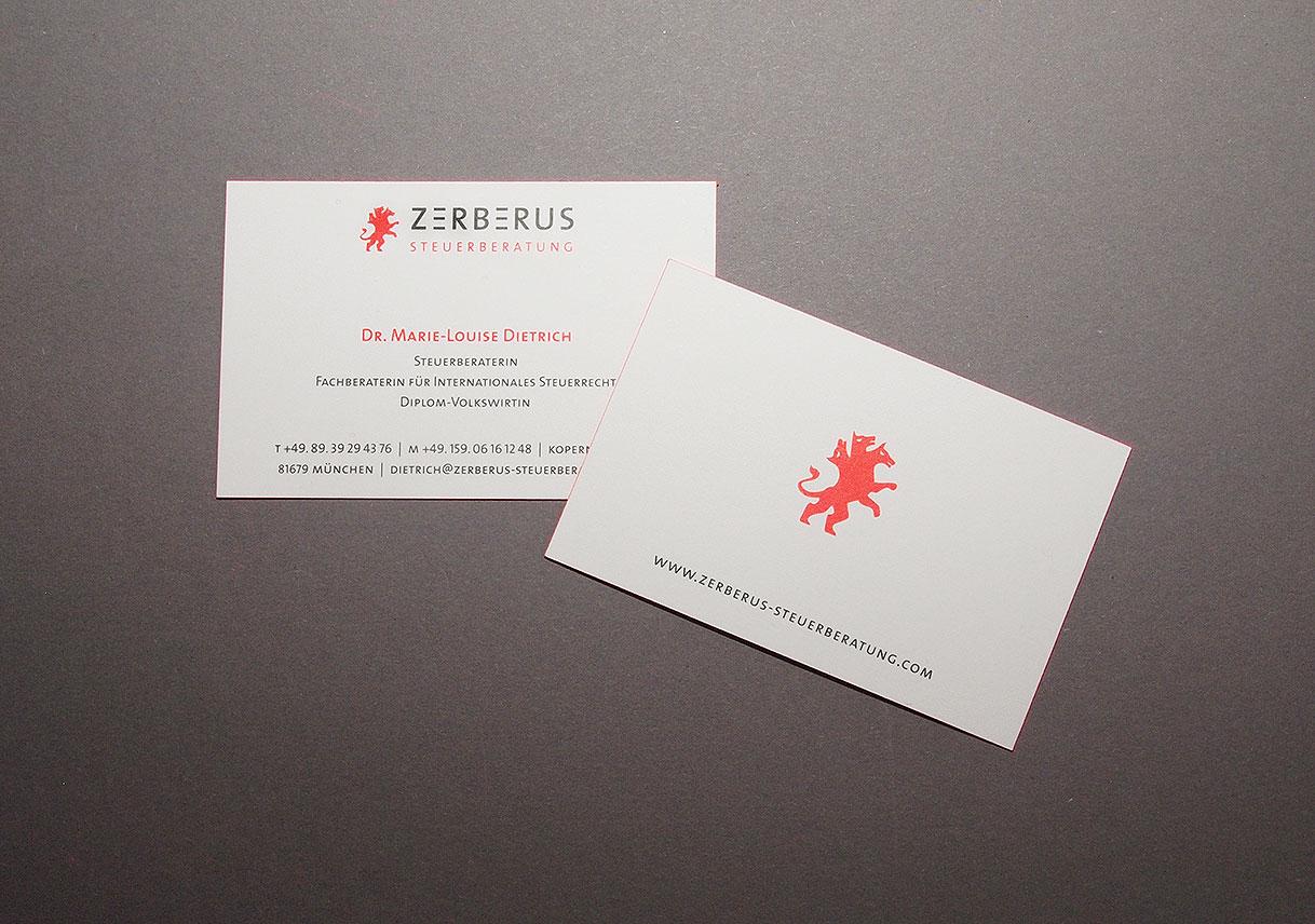 Visitenkarten Designer