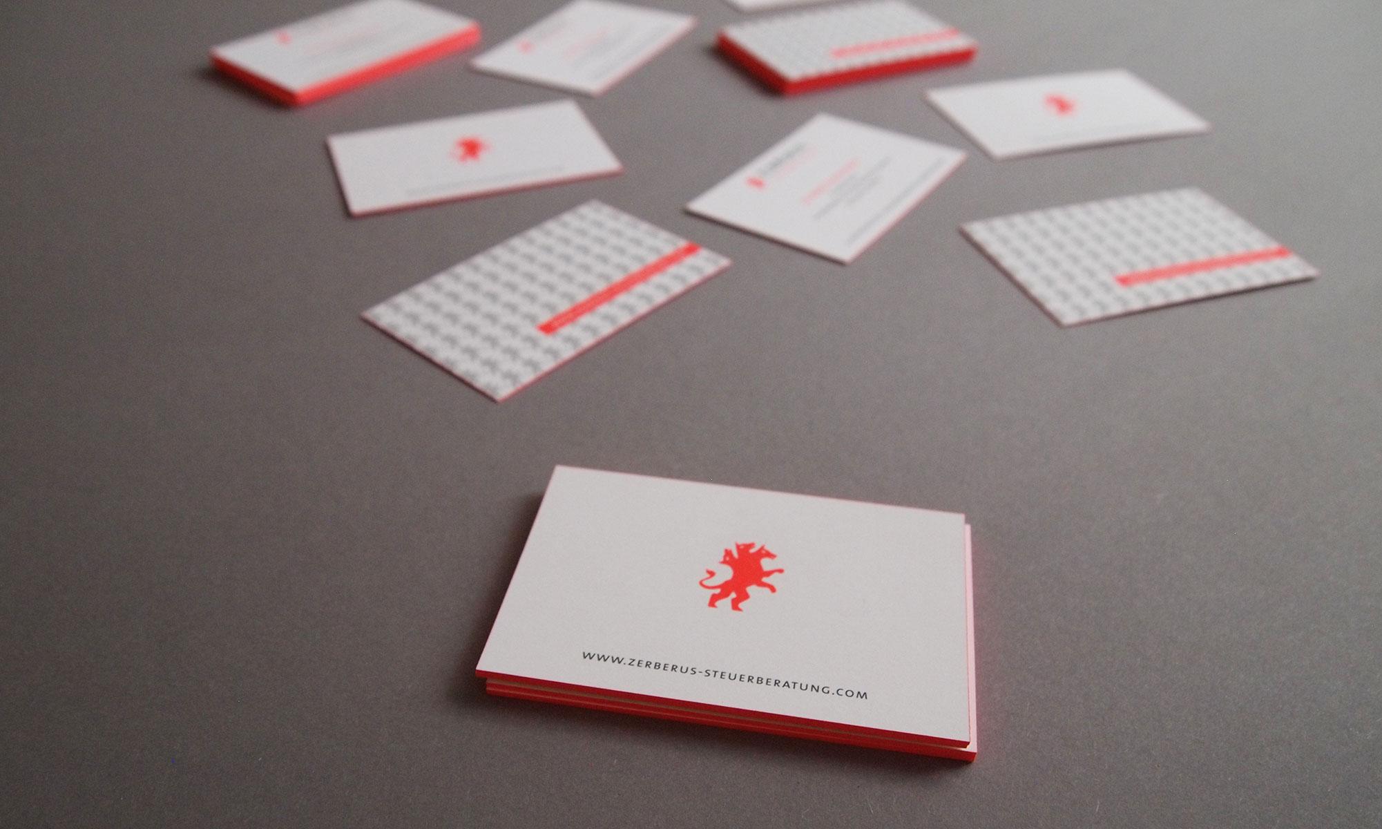 Visitenkarte Grafikdesigner
