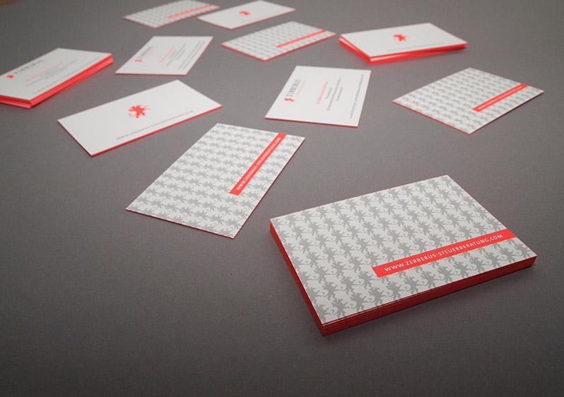 kreative Visitenkarten München