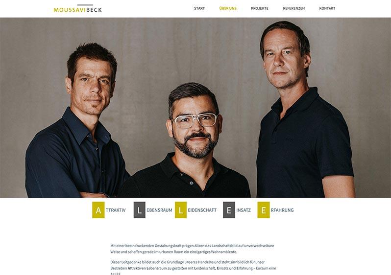 Webdesign Immobilien