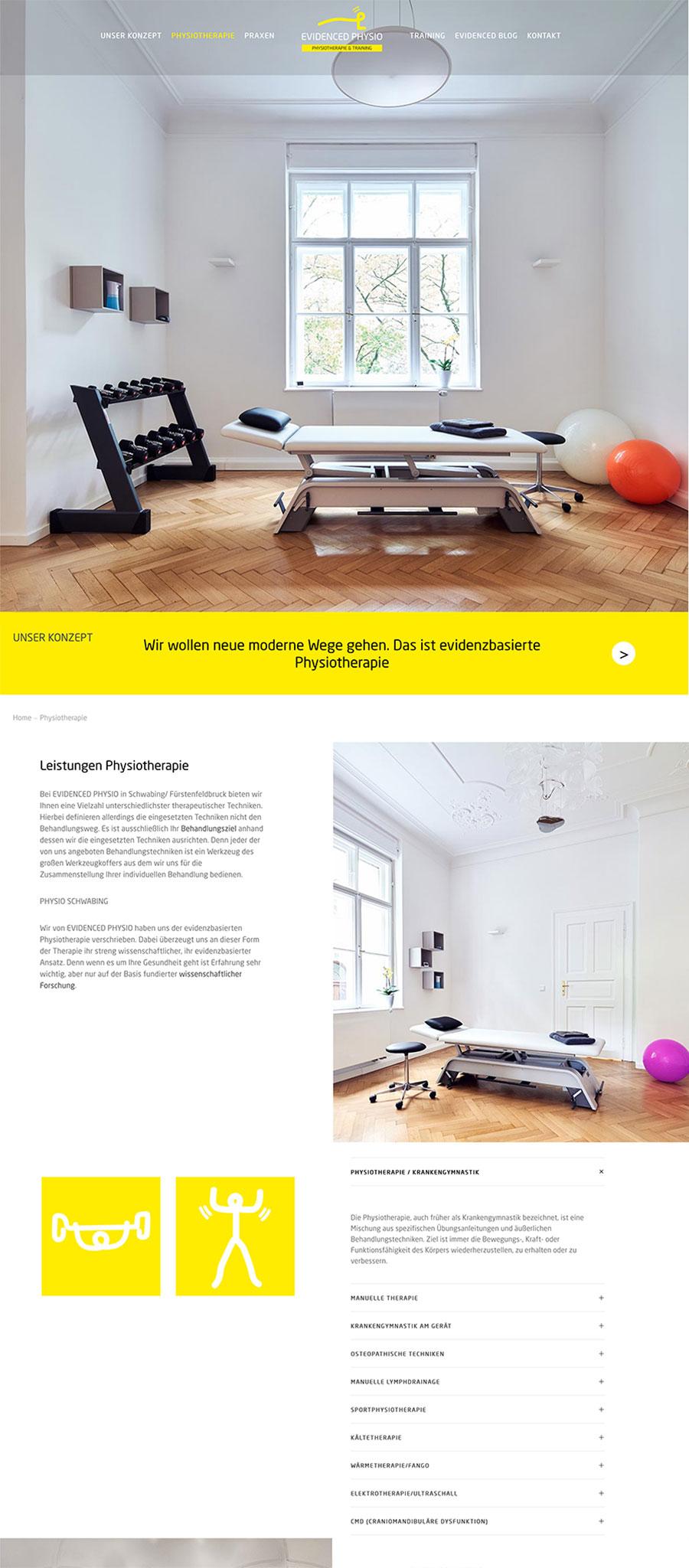 Praxis Homepage